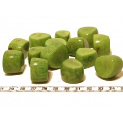 Tagua tronçon vert