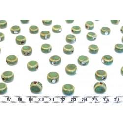 Disque céramique vert