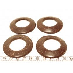 Coco anneau 50mm marron