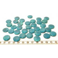 Tagua lentille 16mm bleu x1