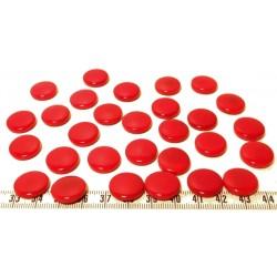 Tagua lentille 16mm rouge x1