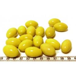 Tagua olive 15mm vert x1